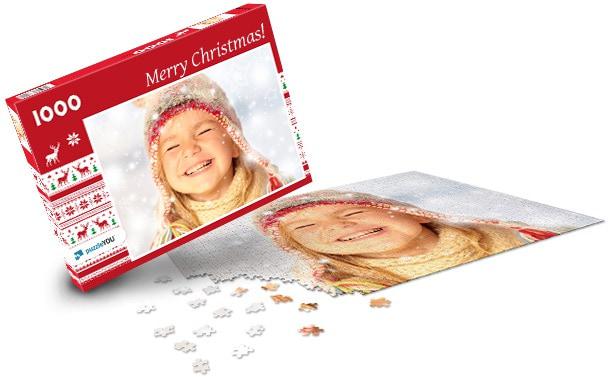 Puzzle box Christmas IV