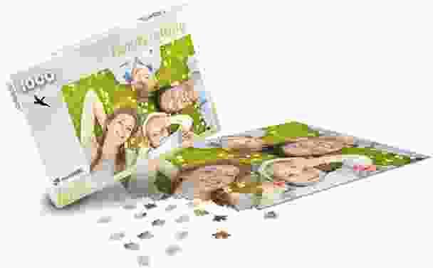 Puzzle box Wedding