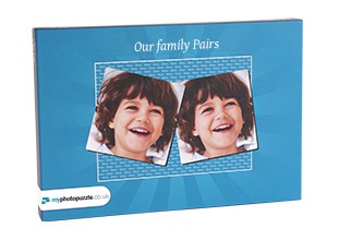 Photo Pairs game with 72 cards
