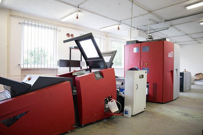 Our printing system