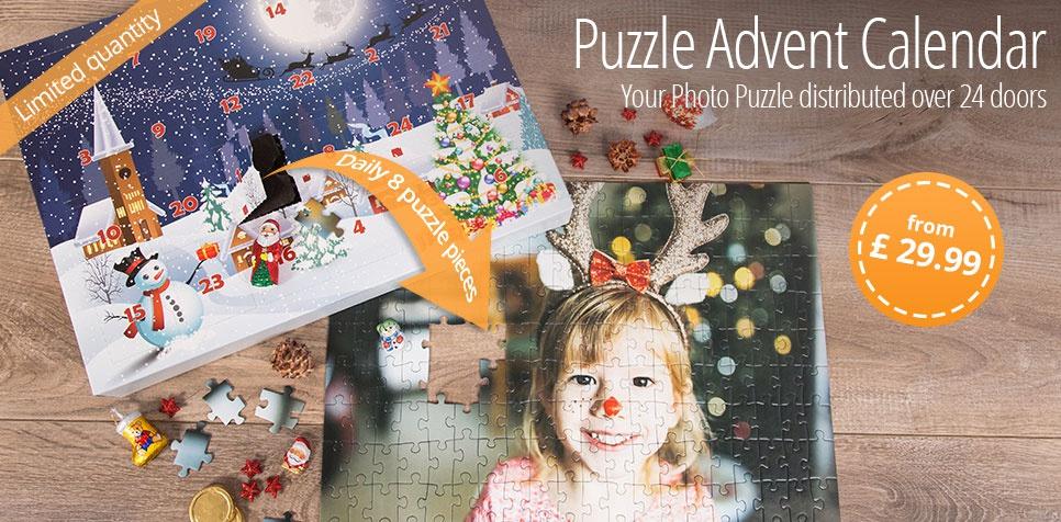 Puzzle Advent Calendar