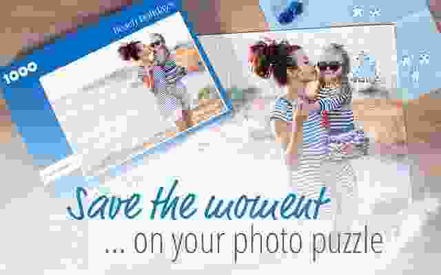 Create your personal photo puzzle with myphotopuzzle.co.uk