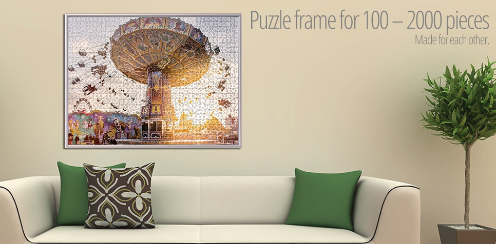 Puzzle Frame \