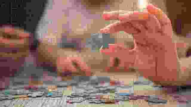 Puzzles promote motoric skills & insight