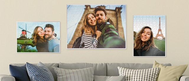 The right frame for your photo puzzle