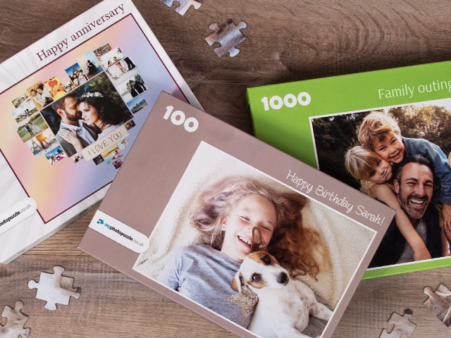 The right box for your photo puzzle