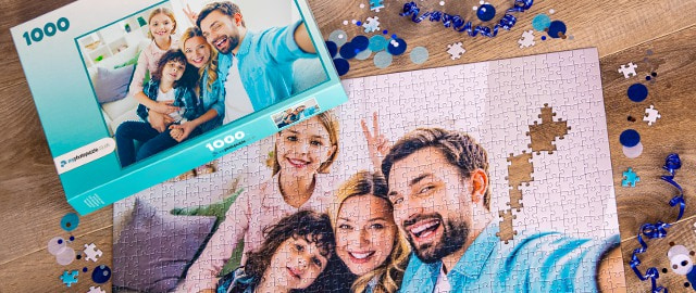 Order your photo as a puzzle with up to 2000 pieces