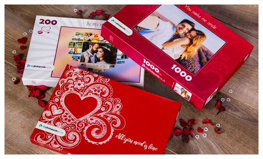The most popular box titles for Valentine's Day