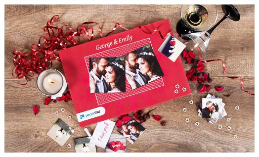 Valentine's Day: Photo pairs game for couples