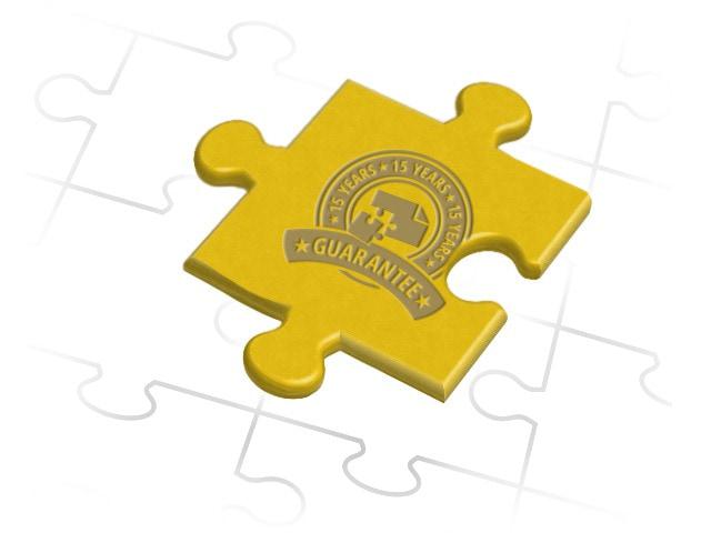 Photo puzzle guarantee
