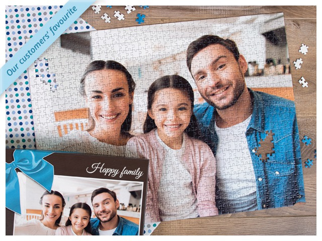 Customer's favourite - our photo puzzle