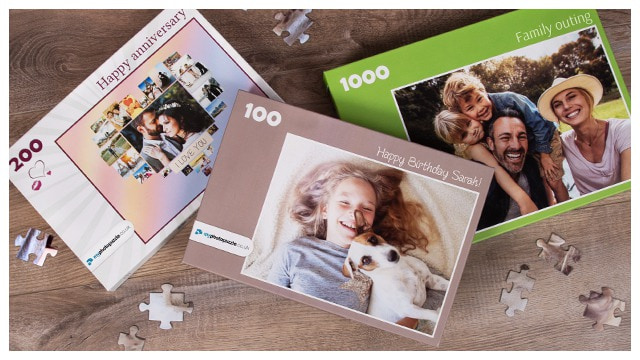 Puzzle fun throughout the year