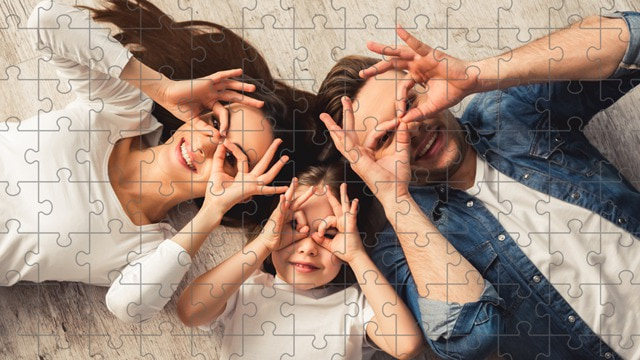 Doing a puzzle makes you smart