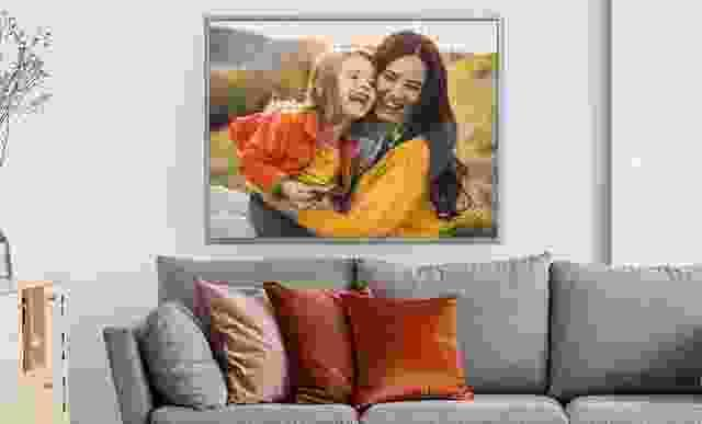 puzzle frame for mothering sunday gift