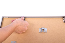 Frames for puzzles with 100-2000 pieces
