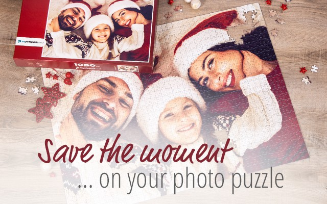 Photo gifts for Christmas